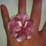 The Flower Ring paars
