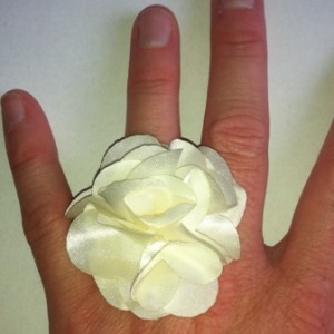 The Flower Ring wit